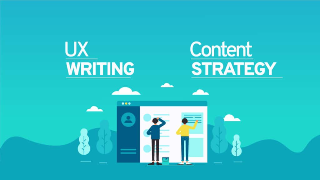 Content UX Writing