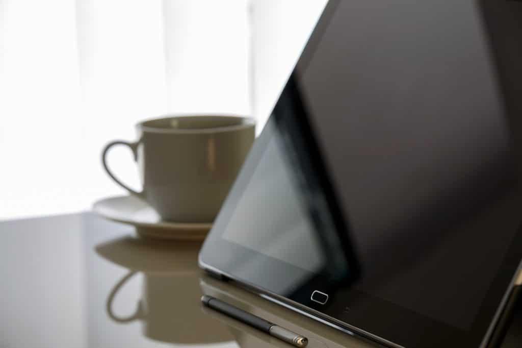 Oficina Elegante Tablet
